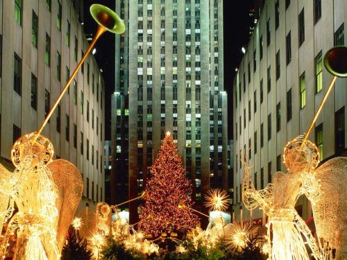 Christmas-At-Rockefeller-Center-New-York-City