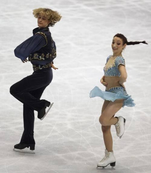 ISU World Figure Skating Championships 2007 - Day 4